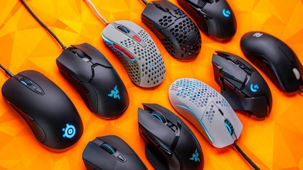 Razer Steelseries Glorious Logitech Zowie Microsoft Fantech Rexus Armaggeddon
